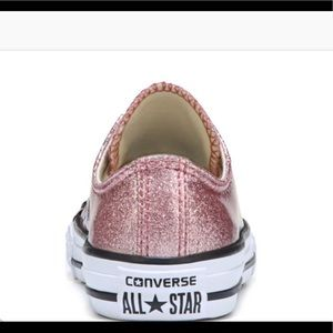 Converse Shoes - BNIB✨Rose Gold Glitter Converse Shoes 85d9ac1d8